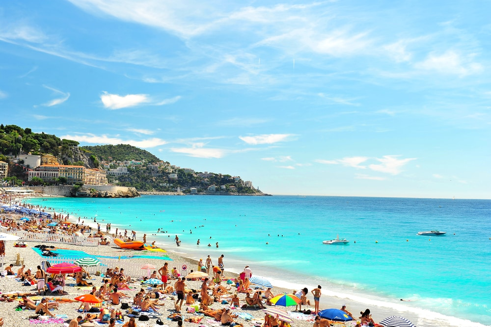 Nice Beach France Top 6 Best Beaches